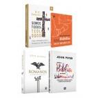 Kit 4 Livros - Lendo a Bíblia