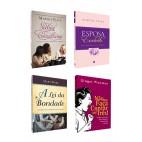 Kit 4 Livros - Mãe Virtuosa