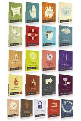 Kit 21 Livros - Questões Cruciais