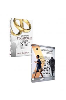 Kit 2 Livros - Antes de casar