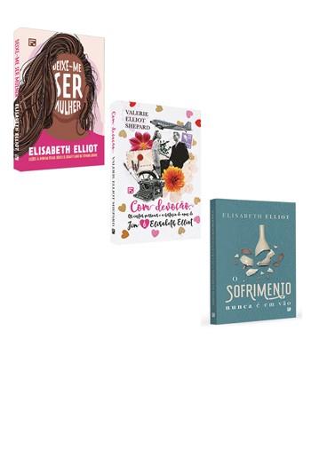 Kit 2 Livros - Elisabeth Elliot