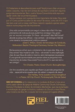Deus: Ele Existe? - Revista para EBD e Pequenos Grupos