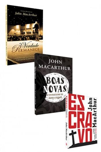 Kit 3 livros - Macarthur