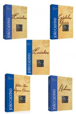 Kit 5 Livros - Especial Calvino