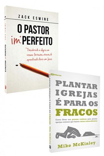 Kit 2 Livros - Ministério Pastoral