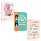 Kit 3 Livros - Feminilidade Segundo a Bíblia