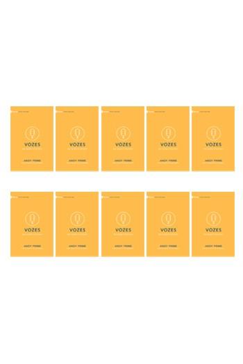 Kit 10 Revistas - Vozes: Em quem confiar - Revista para EBD e Pequenos Grupos
