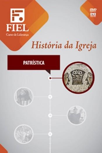DVD - CFL História da Igreja - Patrística