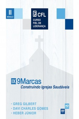 DVD - CFL Nove Marcas - Módulo II