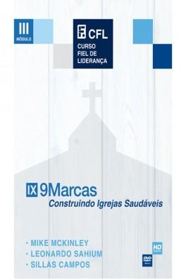 DVD - CFL Nove Marcas - Módulo III