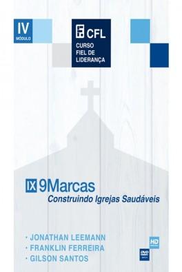 DVD - CFL Nove Marcas - Módulo IV