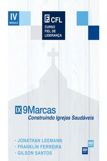 DVD - CFL Nove Marcas - IV