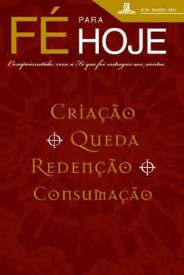 Revista Fé para Hoje - n. 39 - Teologia Sistemática