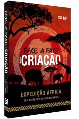 DVD - Face a face com a criação