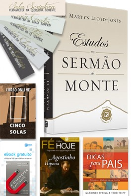 KIT: Estudos no Sermão do Monte