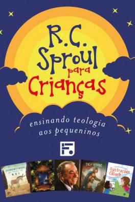 Box R. C. Sproul para Crianças