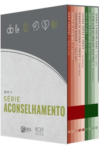 Box 3: Série Aconselhamento (Nº 19 AO Nº 27)
