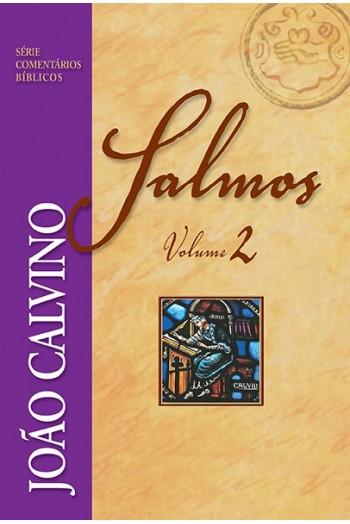 Comentário de Salmos - Vol 2 - João Calvino