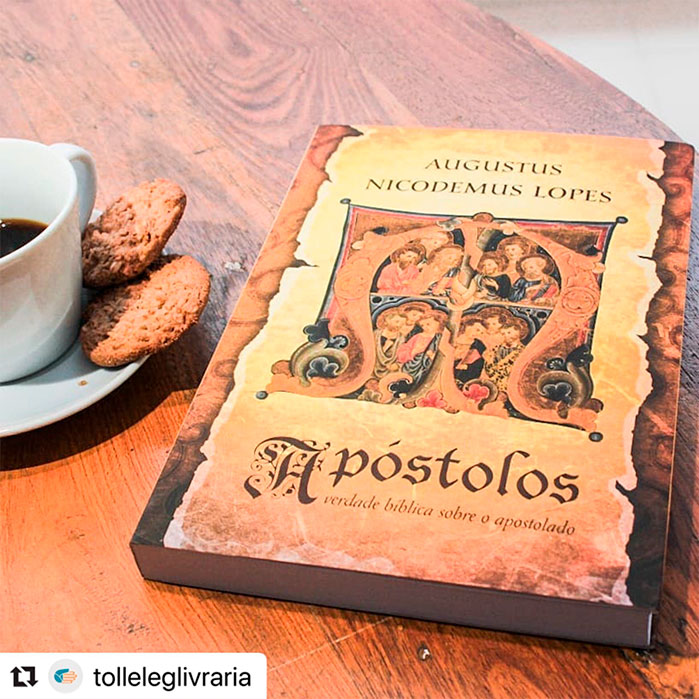Apóstolos - Augustus Nicodemus - Foto